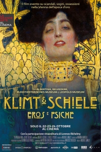 Klimt & Schiele. Eros e psiche