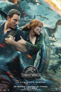 Jurassic World 2: Il Regno distrutto