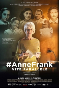 #Annefrank. Vite parallele